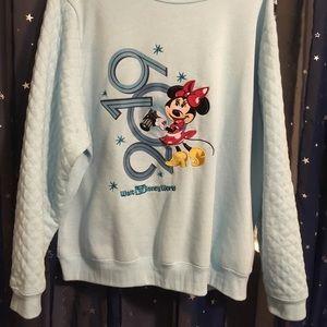 Walt Disney World 2019 Quilted Sweatshirt